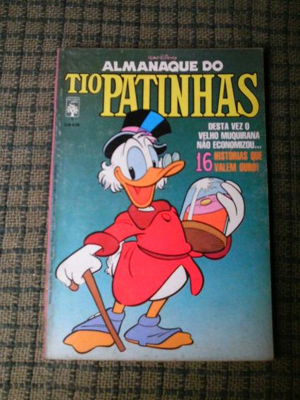 Almanaque Do Tio Patinhas N. 1 Ed Abril (ano 1986)