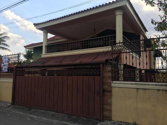 Se Alquila Casa En Gurabo Santiago