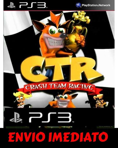 Crash Team Racing Ps3 Promoção