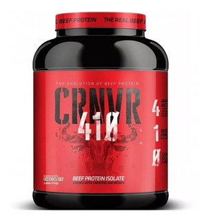 Beef Protein Isolate 410 1.7kg - Crnvr - Carnivor, 0 Lactose