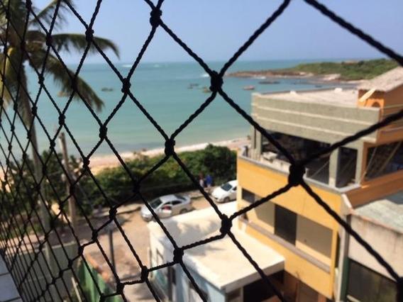 Apartamento Em Enseada Azul, Guarapari/es De 120m² 3 Quartos Para Locação R$ 550,00/dia - Ap297297