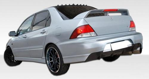 Spoiler Con Tercer Stop Tuning Mitsubishi Lancer 2002-2004