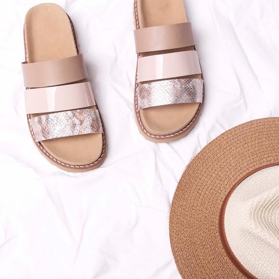 Zapatos Mujer Sandalias Moda Art108nud Monakia