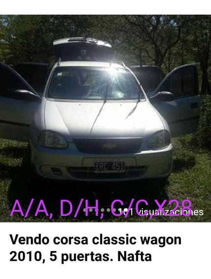 Chevrolet Corsa Wagon (familiar)