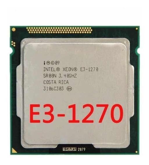 Processador Xeon E3-1270 3.40ghz