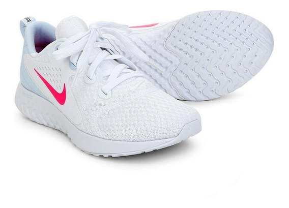 Tenis Nike Legend React Branco