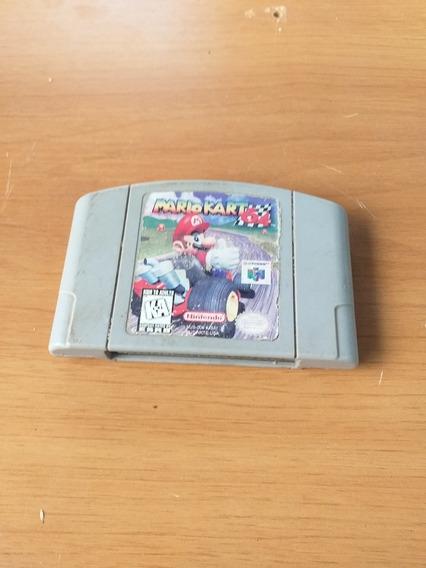 Fita Nintendo 64 - Mário Kart