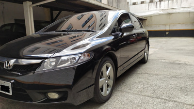 Honda Civic Sedan Lxs 1.8 Flex Automático 69000 Km