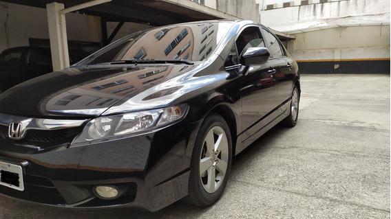 Honda Civic Sedan Lxs 1.8 Flex Automático