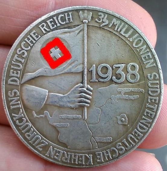 Moeda Nazista 3° Reich Baviera
