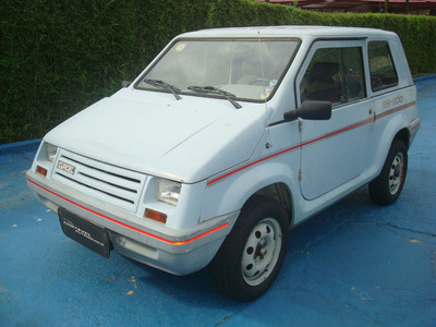 Gurgel Br 800 0.8 2 Cilindros Ano 1991