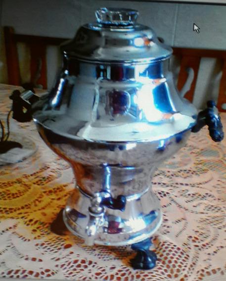 Cafetera Samovar Usadas..antiguedad