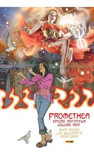 Promethea - Edição Definitiva - Vol. 2 - Acompanha Pôster
