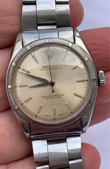Relógio Rolex 34mm Vintage 100% Original!