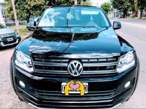 Volkswagen Amarok 2.0 Cd Tdi 180cv 4x2 Dark Label At Financi