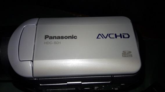 Camera Panasonic Hdc-sd1 Avchd Sd/sdhc (aa304)