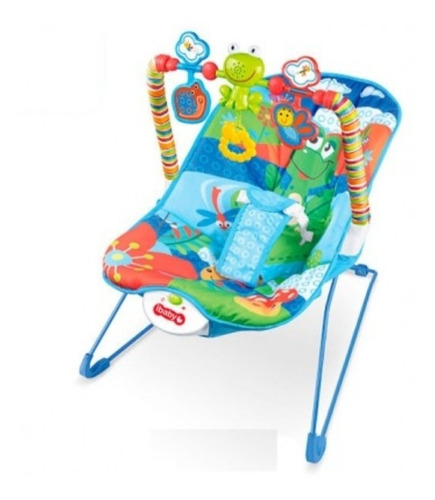 Silla Mecedora Vibradora Para Bebes