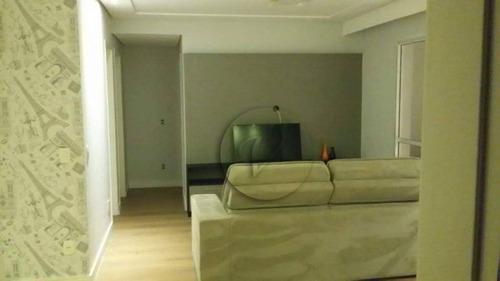 Apartamento Com 3 Dormitórios À Venda, 86 M² Por R$ 700.000,00 - Vila Gilda - Santo André/sp - Ap9788