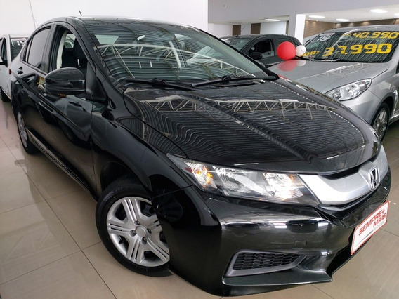 Honda City 1.5 Dx Flex 4p 2017