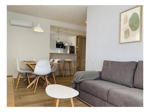 Apartamento 3 Dormitorios A Estrenar Sobre Avenida 18 De Julio