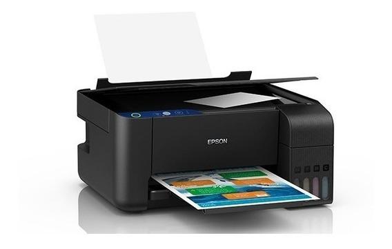Impresora Multifuncional Epson L3110 Remplazo De L380