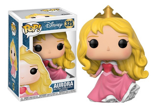 Funko Pop Aurora 325 Disney Original Figura Coleccionable
