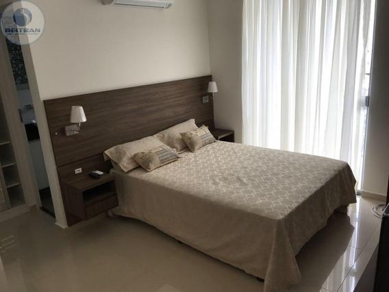 Flat Para Alugar No Bairro Vila Augusta Em Guarulhos - Sp. - 652-2