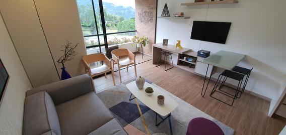 Apartamento De 1 Alcoba Loma Del Escobero Envigado