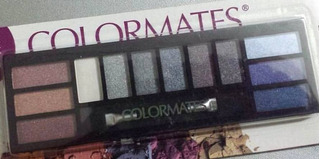 Colormates Paleta Sombras Shimmer Island Oasis 8110