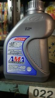 Aceite Motor 10w40 Premium Semi Sintetico 1l Ama