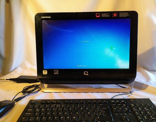 Computadora Compaq Presario Cq1 Aio Pc All In One  18,5