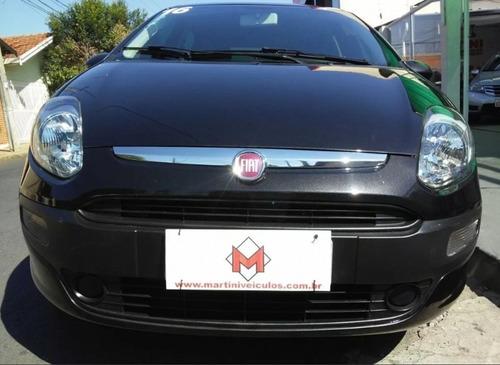 Fiat Punto 1.4 Attractive 8v Flex 4p Manual 2015/2016