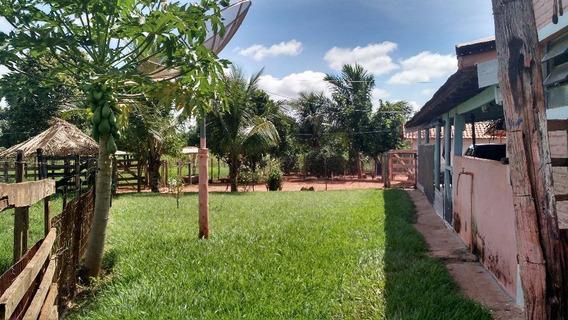 Chácara Em Rancho Grande, Guararapes/sp De 110m² 2 Quartos À Venda Por R$ 300.000,00 - Ch82270
