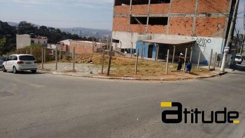 Imagem 1 de 1 de Terreno Comercial - De Esquina - 230m² - Barueri - 4274