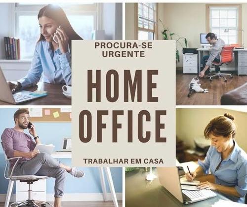 Imagem 1 de 2 de Trabalhe Em Casa, No Seu Tempo E No Seu Conforto