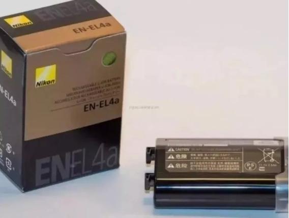 Bateria Nikon En-el4a D3x D3 D2xs D2x D2hs D2h F6 Mb-d10