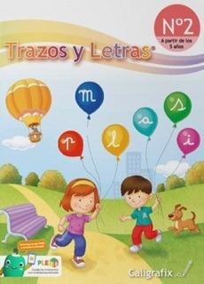 Trazos Y Letras N°2 Pleiq Caligrafix Edición 2021