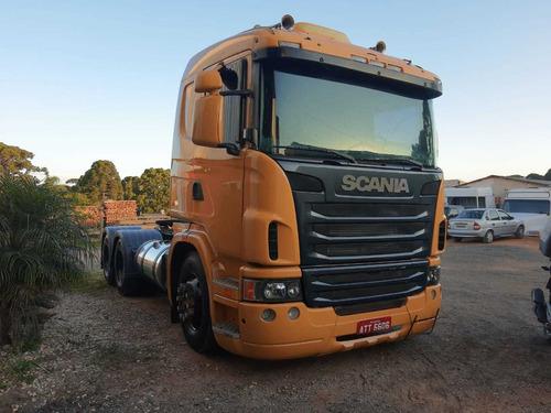 Scania G 380 6 X 2