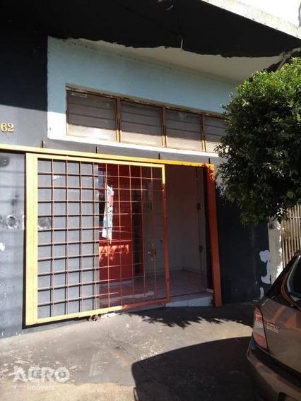 Salão Para Alugar, 150 M² Por R$ 1.450,00/mês - Centro - Bauru/sp - Sl0017