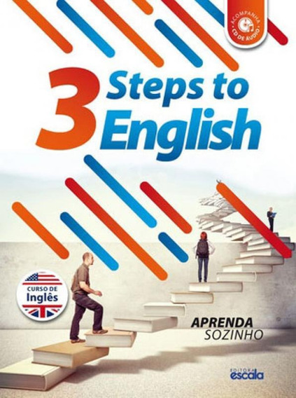 3 Steps To English - Aprenda Sozinho