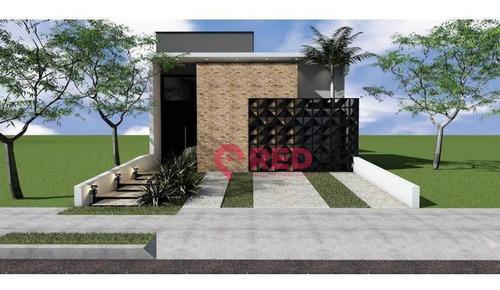 Imagem 1 de 5 de Casa Com 3 Dormitórios À Venda, 90 M² Por R$ 500.000,00 - Condomínio Horto Florestal Villagio - Sorocaba/sp - Ca0606