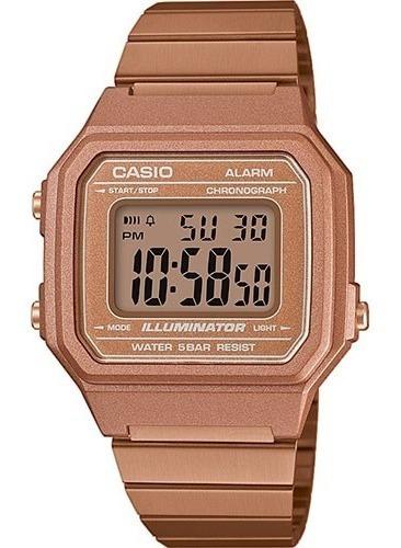 Reloj Casio Vintage B-650wc-5a Wr 50m Agente Oficial Caba