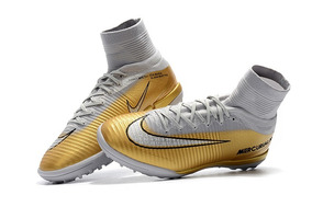 Chuteira Nike Mercurialx Proximo Ii Cr7 Society Original