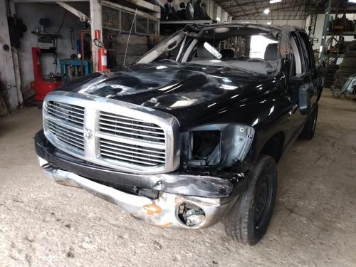 Imagem 1 de 8 de Sucata Dodge Ram 5.9 Diesel 2009  Para Retirada De Peças