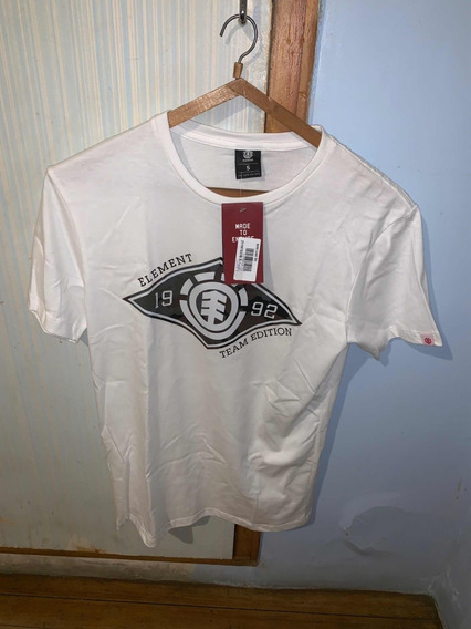 Remera Element Hombre Talle S