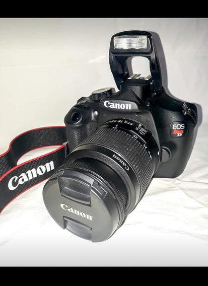 Canon Eos Rebel T5 Ef-s 18-55 Kit