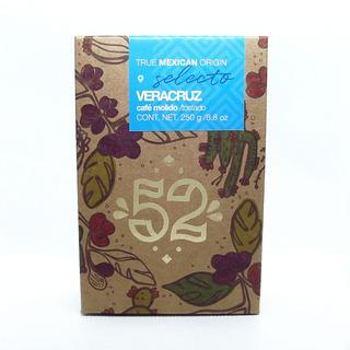 52 Selecto Café Artesanal Mexicano Premium - Molido