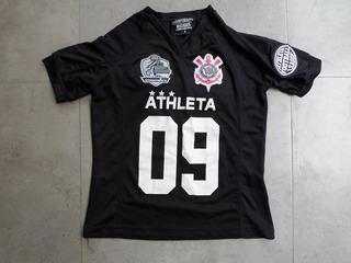 Corinthians - Camisa Futebol Americano - Infantil - Rara!