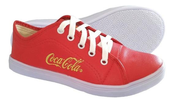 Kit Atacado 5 Pares De Tênis Coca Atacado Escolha As Cores