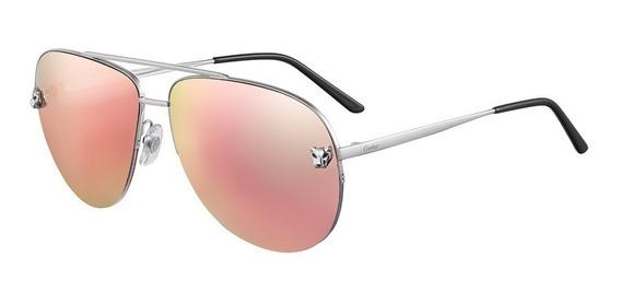 estilo limitado pulcro claro y distintivo Gafas Cartier Palo Rosa - Gafas Cartier en Mercado Libre ...